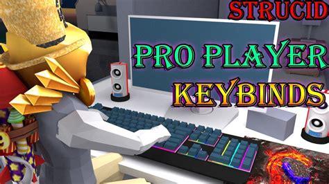strucid pro keybinds strucidpromocodescom