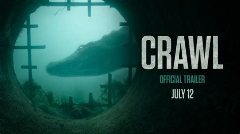 crawl  official trailer paramount pictures youtube