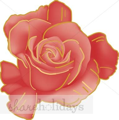stylized christmas rose christmas rose clipart