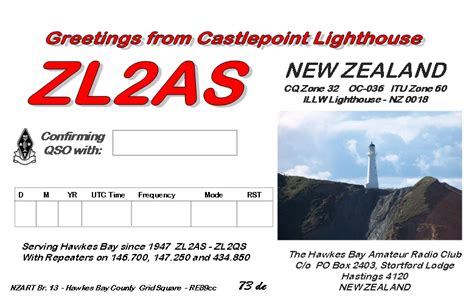 qsl card template design print your own qsls radio zl2al