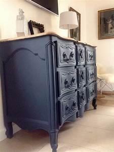 peindre un meuble en bois toutes nos astuces super deco With peinture noir pour meuble
