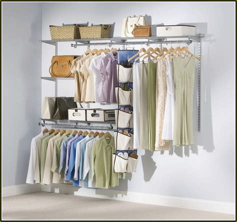 Wire Closet Organizers Do It Yourself  Home Design Ideas