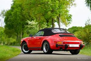 Porsche 911 Speedster 3.2, 1989 - Welcome to ClassiCarGarage  Porsche