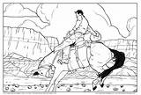 Coloring West Lmh Western Museum Schenck Booth Billy Hagege sketch template