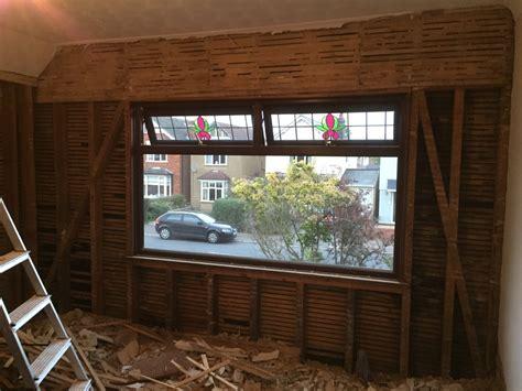 wall exterior timber insulate frame diy diynot