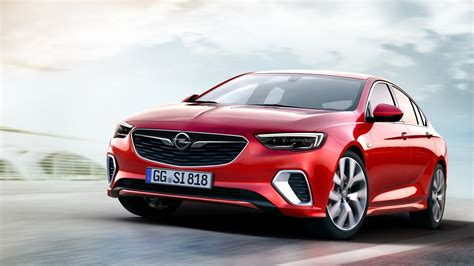 opel insignia 2018 opel insignia gsi is quicker than old insignia opc at