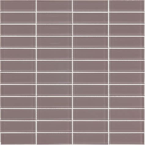 tiles bunnings cotto 22 x 73mm grey glass mosaic tile sheet i n 6660465