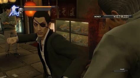 kiryu  majima fight  style    yakuza