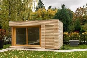 Gartenhaus Holz Modern : atelier sommerhaus oder einfach design gartenhaus ~ Whattoseeinmadrid.com Haus und Dekorationen