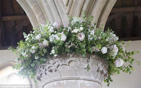 pippa middleton wedding flowers fill church   wed