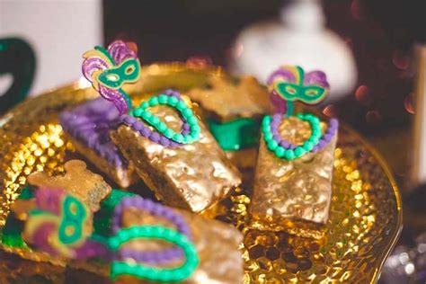 karas party ideas mardi gras birthday party karas