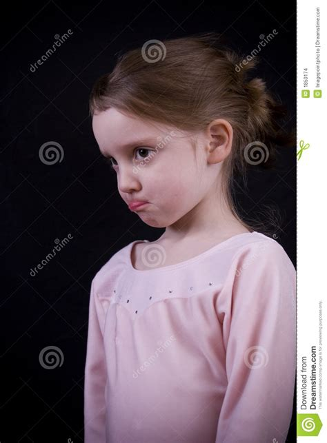 pouting stock images image