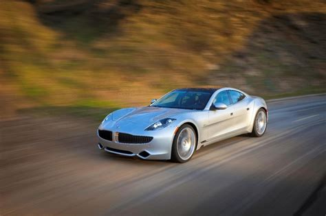 FISKER KARMA NAMED DESIGN OF THE YEAR BY AUTOMOBILE MAGAZINE