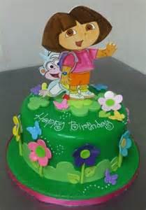 Pinterest Dora the Explorer Cake