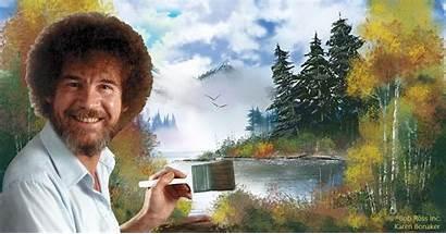 Ross Bob Painting Paint Corel Learn Beginner