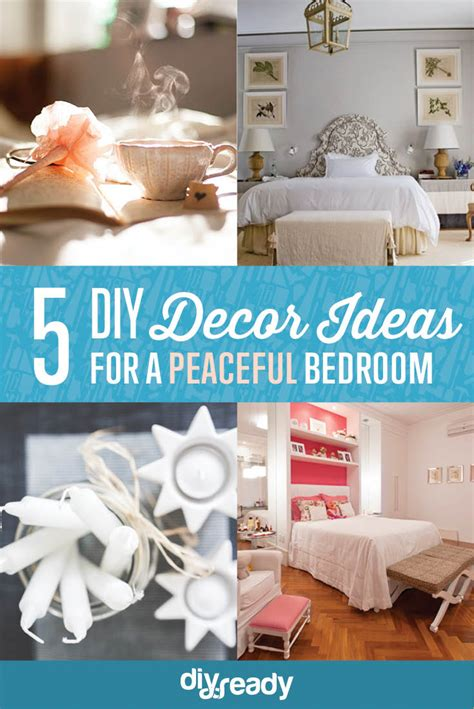 Decorating Ideas For A Peaceful Bedroom by Budget Bedroom Ideas Diy Projects Craft Ideas How To S