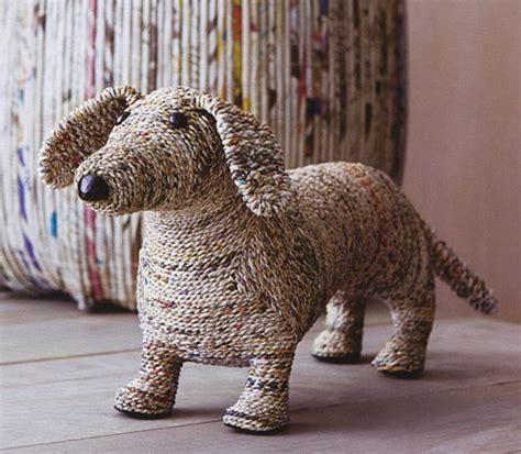 clever  dog dachshund home decor sculpture novacom