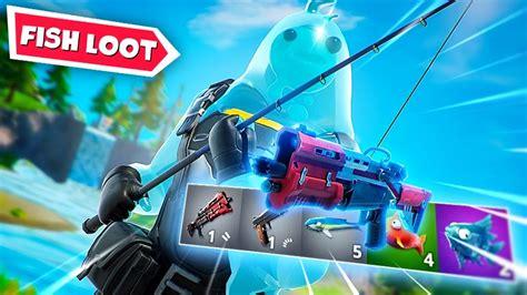 won   loot  fishing  fortnite