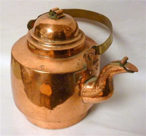 tea antique stove kettle wood burning copper swedish star double enlarge iron cast popscreen parlor