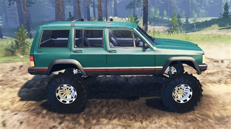 jeep xj jeep xj 1996 for spin tires