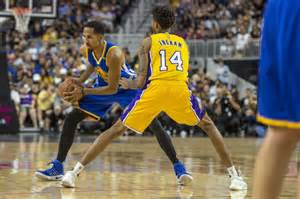 Lakers Golden State Warriors