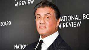 Sylvester Stallone Done Playing Rocky Balboa?   Hollywood ...
