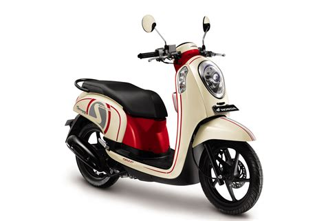 Honda Scoopy by Ahm Releases New Honda Scoopy Fi