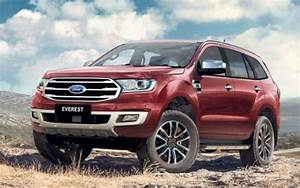 2020 Ford Everest TREND (4WD) four-door wagon Specifications | CarExpert