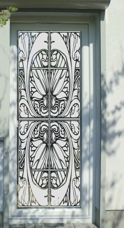 Sichtschutzfolie Fenster Jugendstil by Sichtschutz Quot Jugendstil Quot