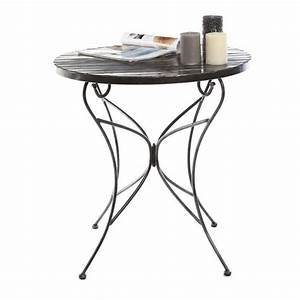 Table D Appoint Cuisine : table d 39 appoint baroque noir venezia achat vente table ~ Melissatoandfro.com Idées de Décoration