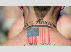 Anatomy of American Patriotism