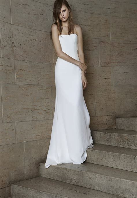 Vera Wang Spring 2015 Wedding Dress Pictures Popsugar