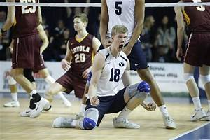 BYU Men's Volleyball: Jauhiainen warms up to playing for ...