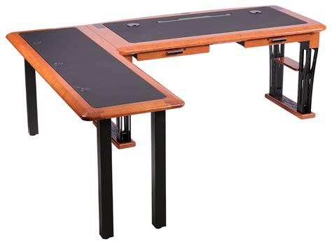 modern urban desk 2 l shaped left caretta workspace