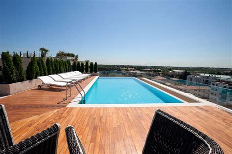 piscina in terrazza foto piscina su terrazza di sici piscine 148035