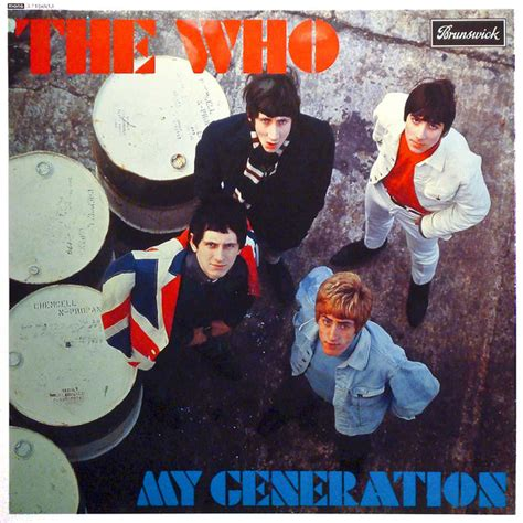 The Who - My Generation (2015, Vinyl)   Discogs