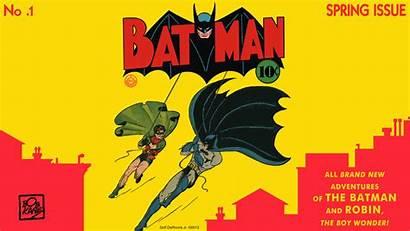 Batman Comic Classic Wallpapers Comics Miller Robin