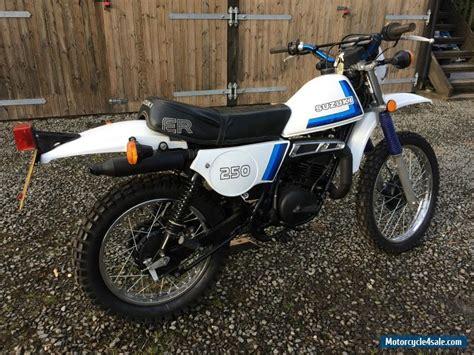 Suzuki Ts250 For Sale 1980 suzuki ts250 for sale in united kingdom