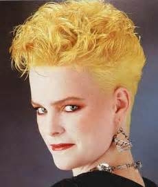 80s Hairstyles for Short Hair Women