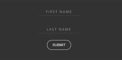 animated signup form  shrinking input labels codemyui