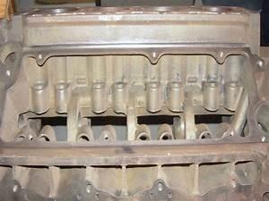 1955 Packard V8 Engine Block  352  For Sale