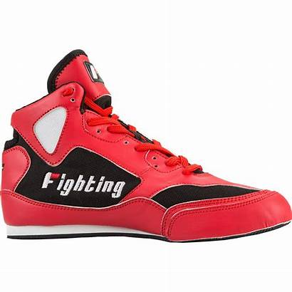 Boxing Shoes Aggressor Fighting Mid Sports