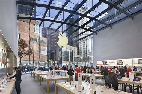apple store upper west side architect magazine