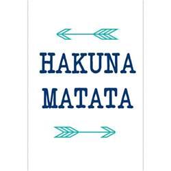 wedding guest book picture frame hakuna matata poster paper blast