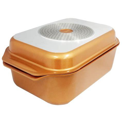 copper chef  cooker grabitall