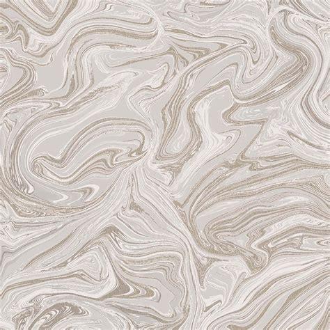 Henderson Interiors Prosecco Sparkle Marble Wallpaper