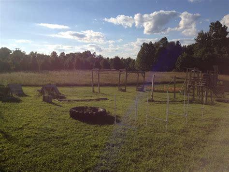 Backyard Obstacle Course Anw American Ninja Warrior