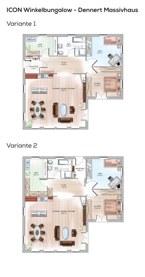 Grundriss Bungalow 3 Zimmer by Grundriss Bungalow Haus Barrierefrei Mit Walmdach