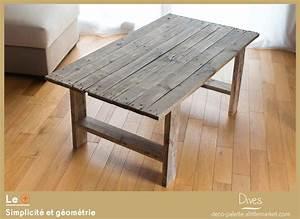 Fabrication Avec Palette : 46 ides dimages de fabriquer meuble avec palettes ~ Preciouscoupons.com Idées de Décoration