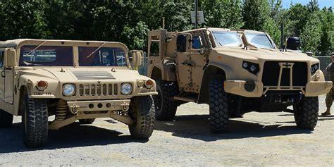 Replacement For Humvee by Gantikan Humvee Oshkosh Defense Akan Produksi 258 Unit